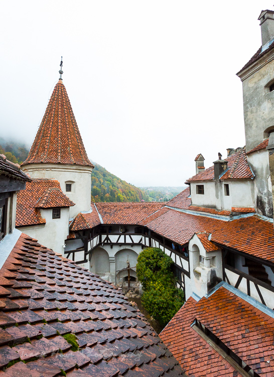 Bran Castle - best Transylvania photo spots