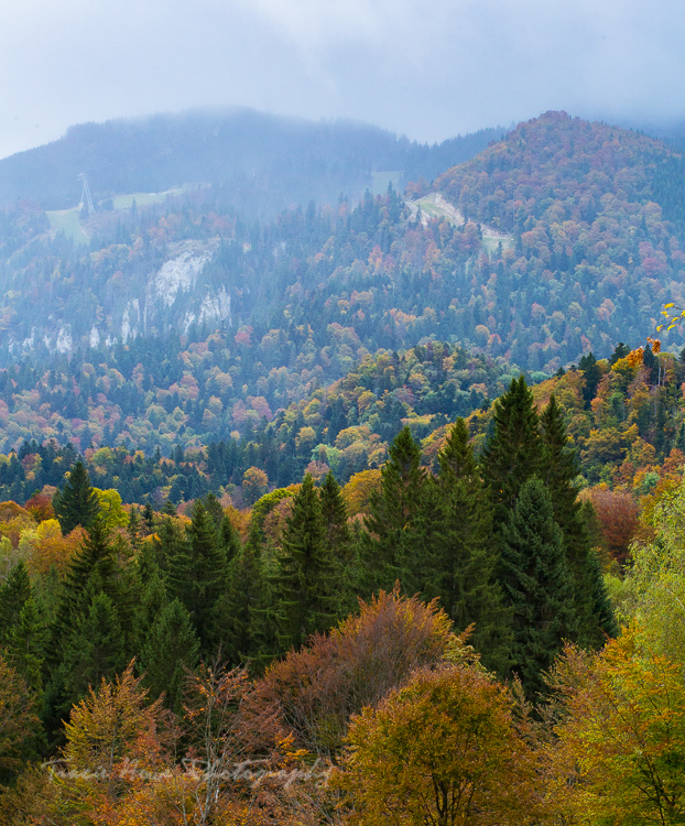 Poiana Brasov best photo spots in Transylvania