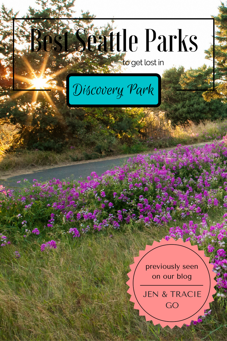 Best Seattle parks - Discovery Park