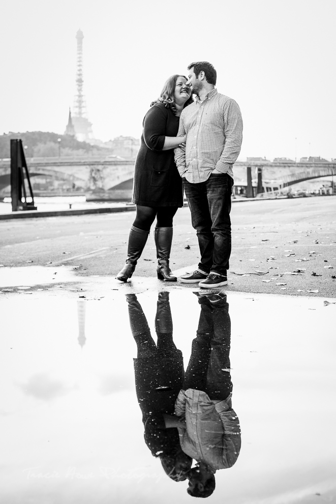 Paris engagement photography