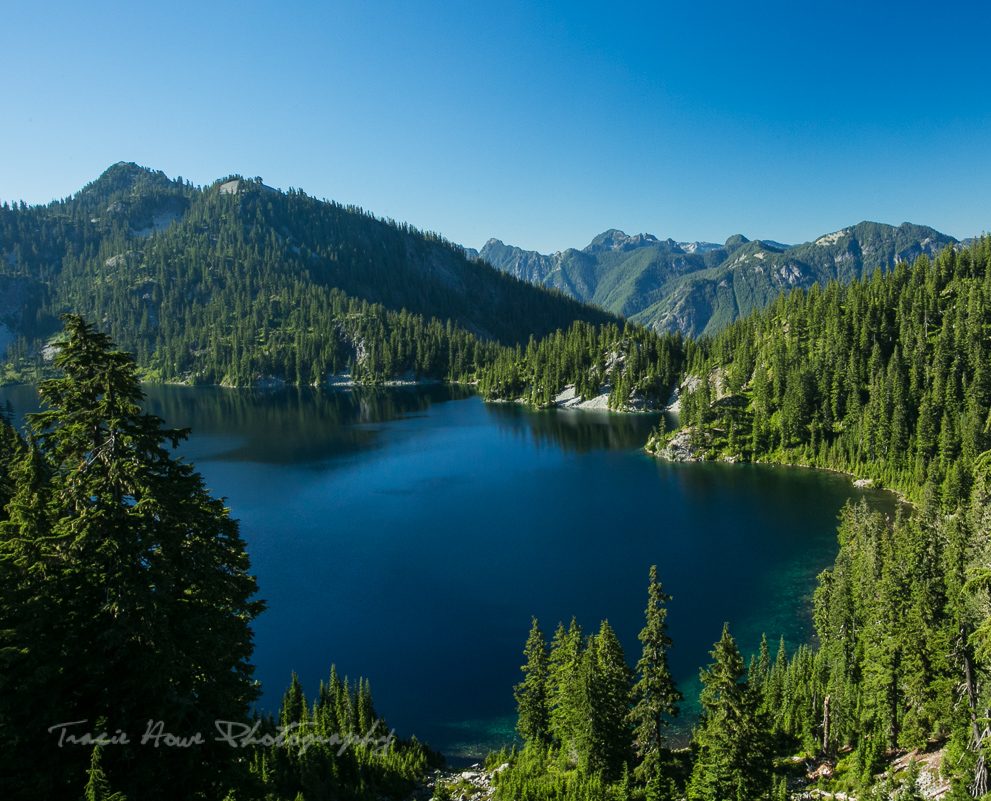 Snow Lake hike
