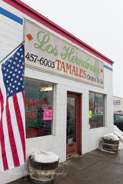 Los Hernandez Tamales Union Gap