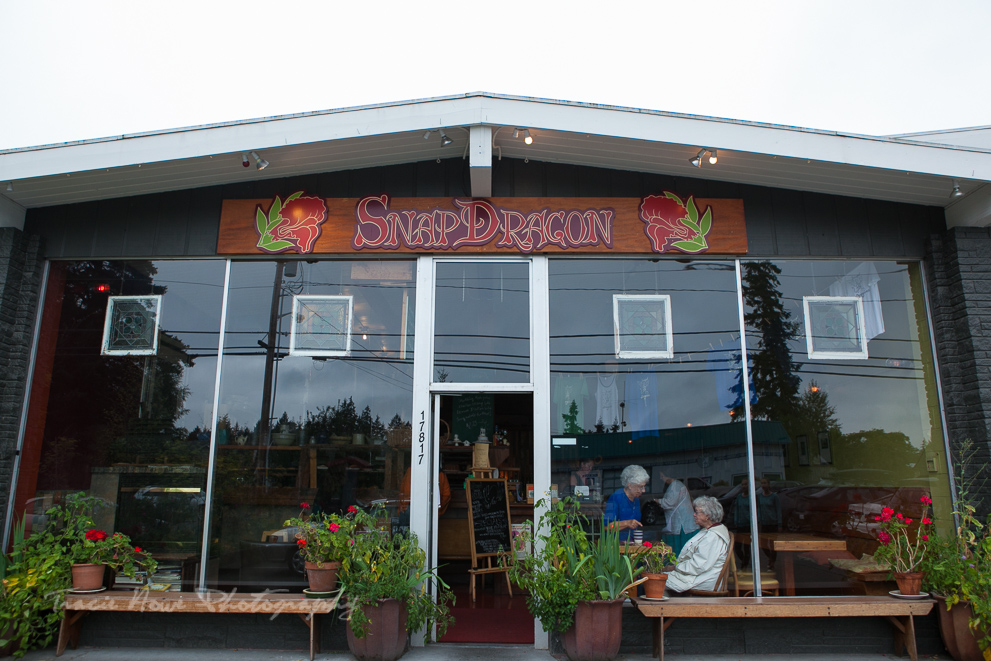 Snapdragon Bakery and Cafe Vashon Island