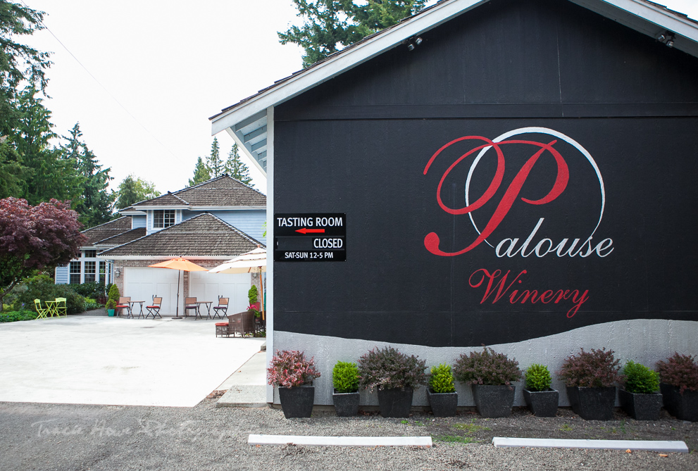 Palouse Winery Vashon Island
