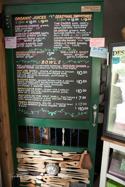 Pure Cafe Vashon Island