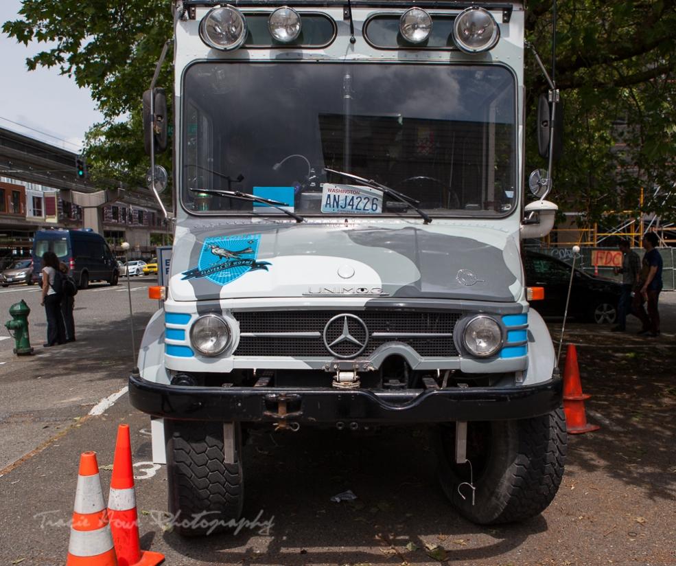 Motofish Coffee truck