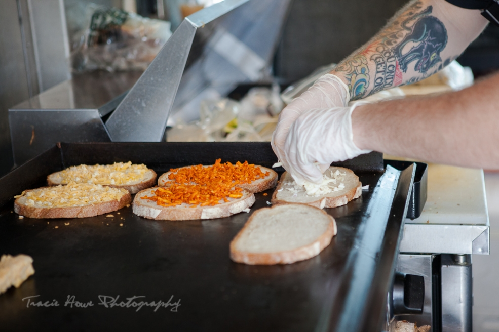 The Grilled Cheese Experience food truck