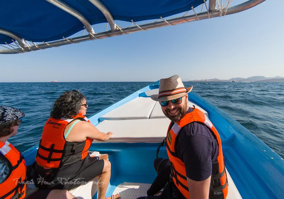 Espíritu Santo Island tour