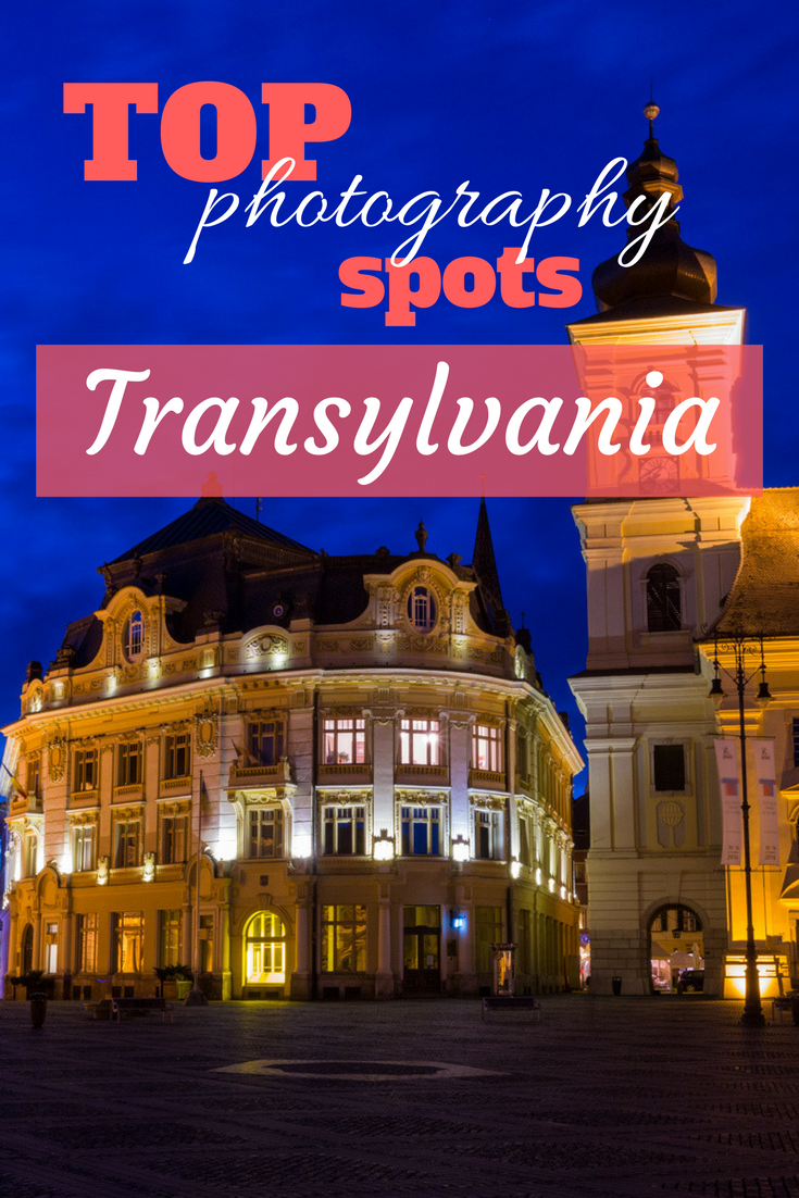 Top photo spots in Transylvania