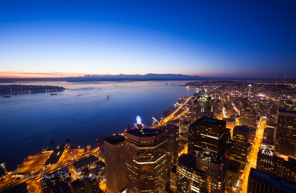things to do in Seattle route map guide