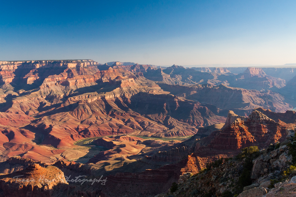 Grand Canyon National Park sunrise