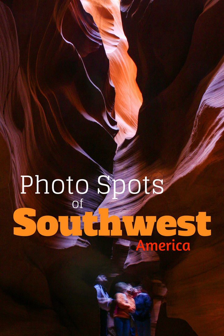 Best places for photography in Southwest America | Tracie Travels