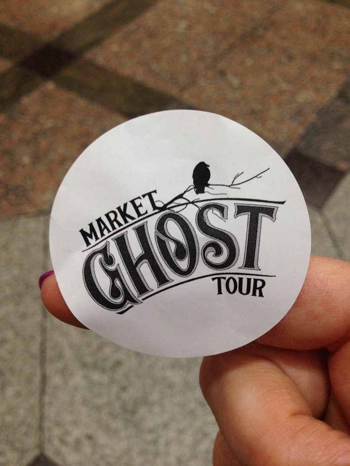 Market ghost tour Seattle