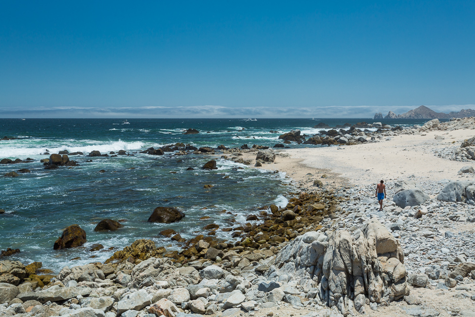 Cabo coast view
