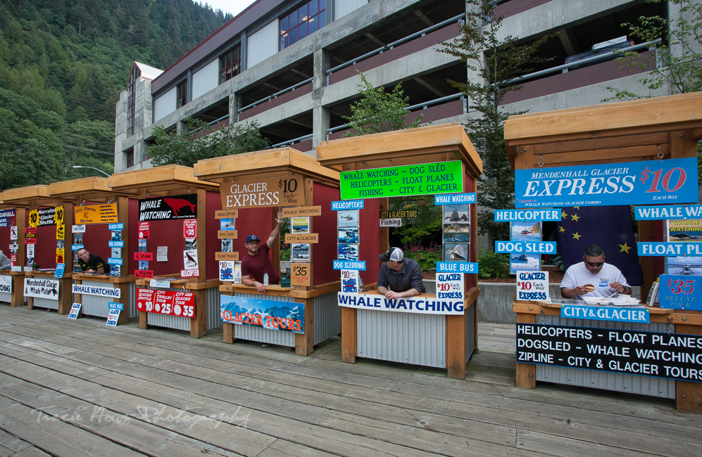 tour companies Juneau