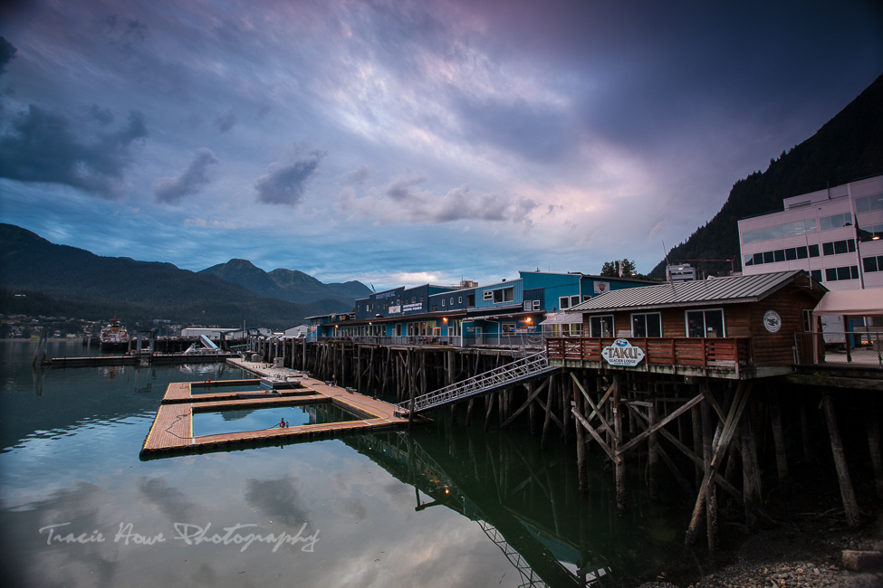 Juneau cruise ship port