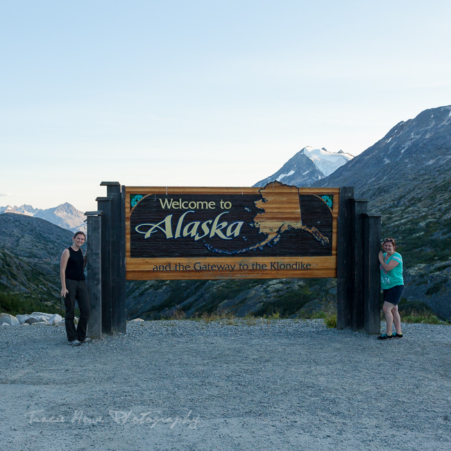Alaskan cruise Skagway