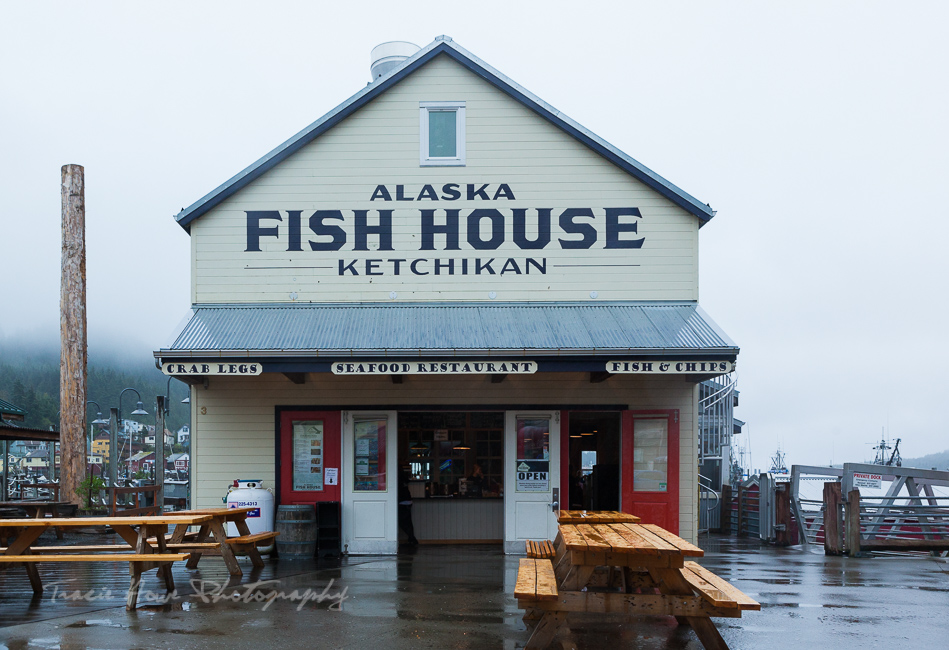 Alaska Fish House Ketchikan