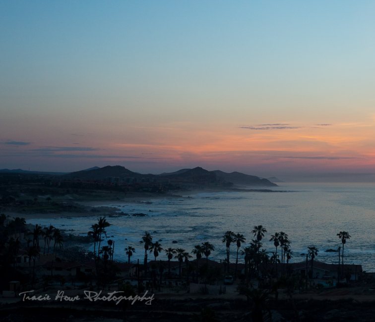 Los Cabos sunrise travel photography