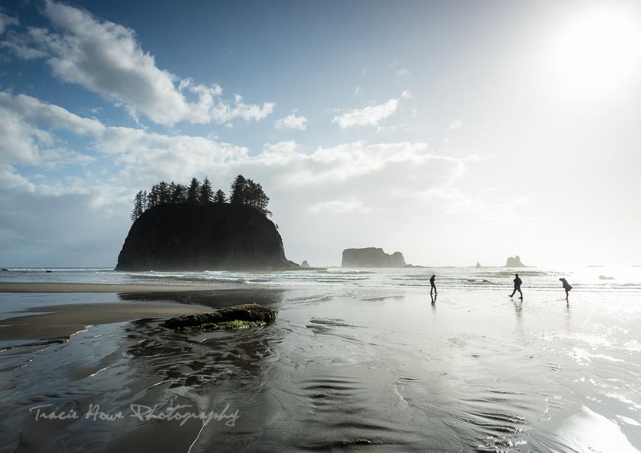 Third Beach Washington coast