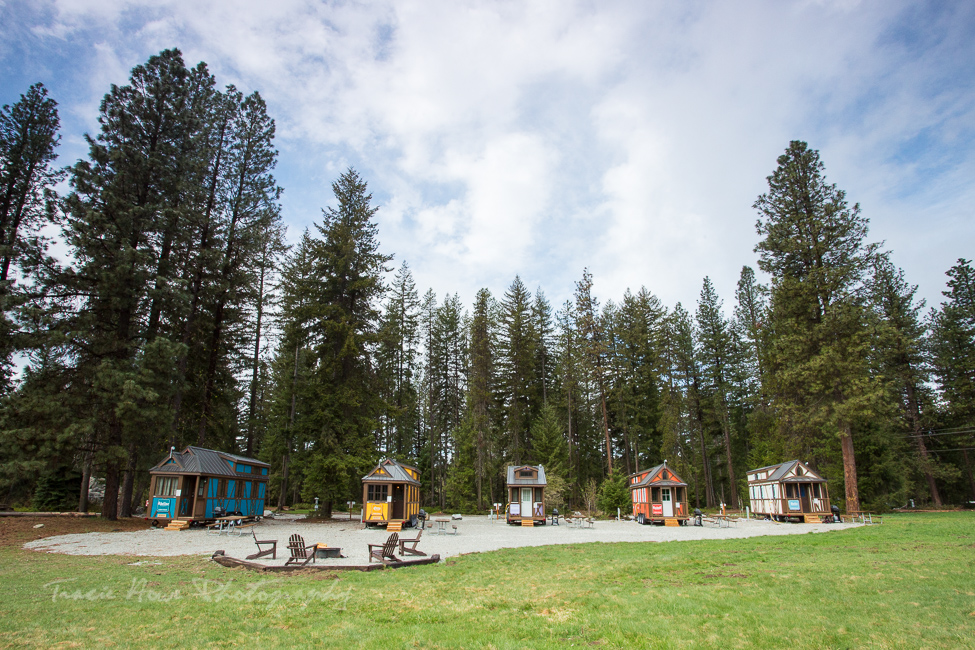 Wenatchee National Forest Tiny House Village