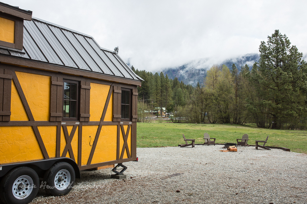 Leavenworth Tiny House