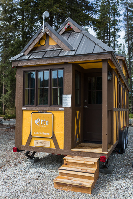 Leavenworth tiny house Otto