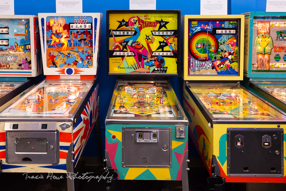 quirky Seattle things to do-Seattle Pinball Museum