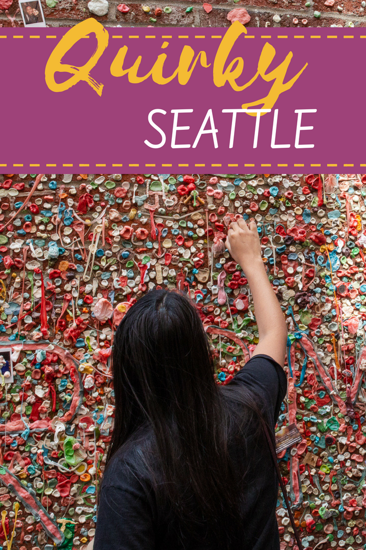 Quirky things to do in Seattle