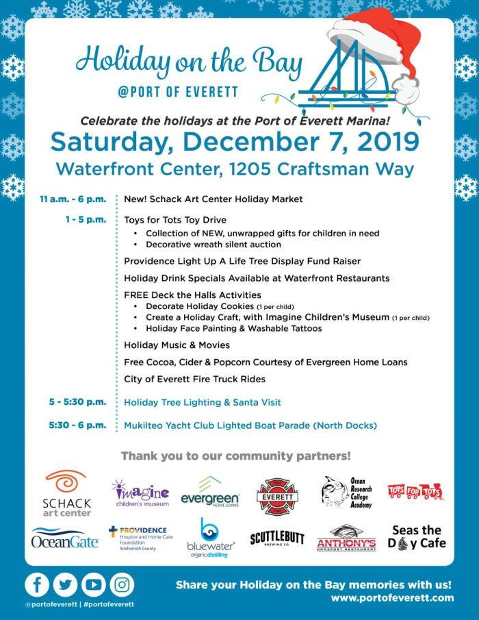 Holiday on the Bay Holiday Market