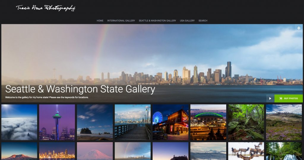 Seattle photography gallery